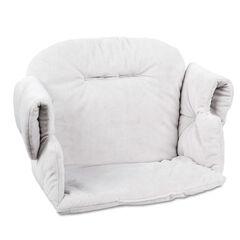 Coussin de chaise pour la chaise évolutive Prémaman - Gris