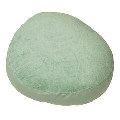 Housse ronde de coussin d'allaitement - Mint