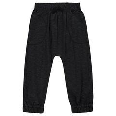 Junior - Pantalon de jogging à fourche basse
