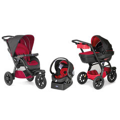Poussette Trio Activ3 Top - Race