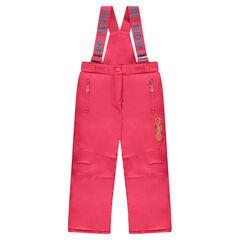 Pantalon de ski à bretelles amovibles