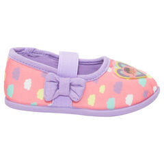 Chaussons babies avec patch Disney Princesse Sofia