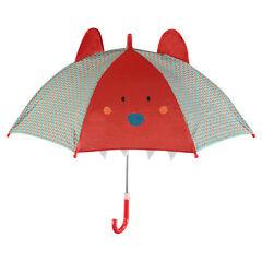 Parapluie en nylon imprimé avec oreilles cousues