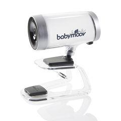 Babyphone Babycamera 0 onde - Blanc