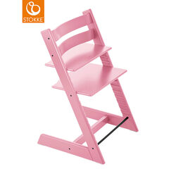 Chaise haute Tripp Trapp - Soft Pink