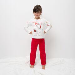 Pyjama en velours ©Paddington avec étoiles pailletées