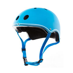 Casque de protection junior XS/S - Bleu azur
