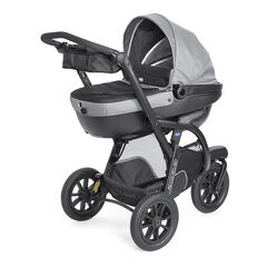 Poussette Trio Activ3 Top - Dark Grey