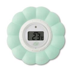 Thermomètre bain et chambre - Fleur