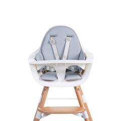 Coussin de chaise Evolu - Néoprène gris clair