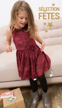 tenues de fetes à petits prix fille 2017 Orchestra