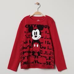 T-shirt manches longues Disney Mickey
