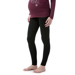 Legging slim de grossesse avec bandeau haut