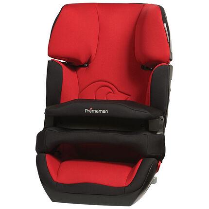 si ge auto xenon fix groupe 1 2 3 de 9 mois 12 ans avec isofix rouge orchestra fr. Black Bedroom Furniture Sets. Home Design Ideas
