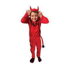 Déguisement Diable Taille M - Rouge , Rubie'S