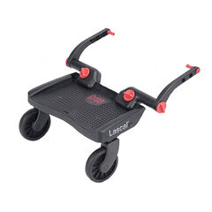 Buggy board mini 3D - Black/red