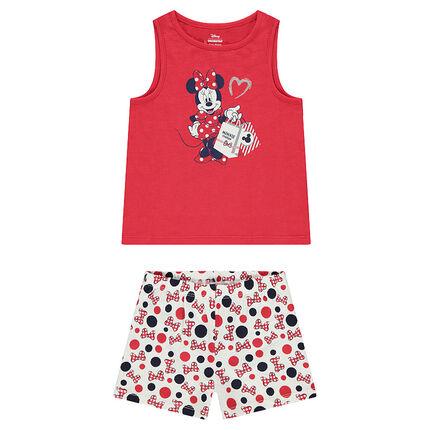 Pyjama en jersey ©Disney print Minnie