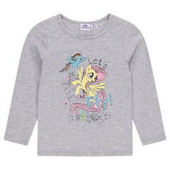 Tee-shirt en jersey print MY Little Poney ©2017 Hasbro