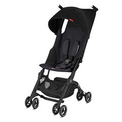 Poussette canne Pockit+ - Satin Black