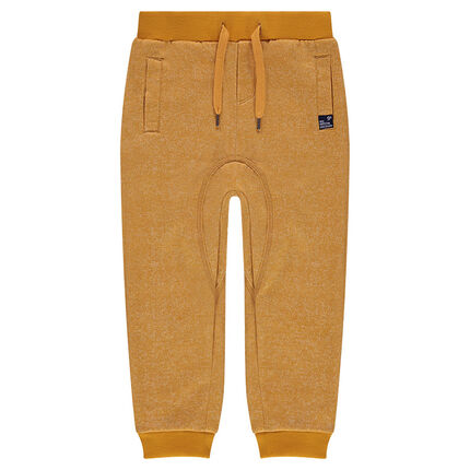 Junior - Pantalon de jogging en molleton twisté