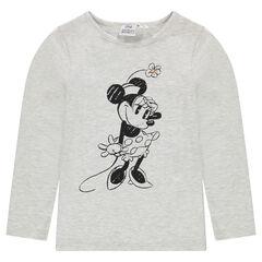 Tee-shirt print Disney Minnie