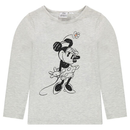Tee-shirt print Disney Minnie