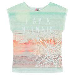 Junior - Tee-shirt manches courtes print sublimation