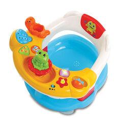 Siège de bain interactif 2-en-1
