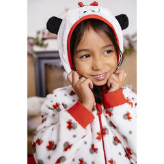 Surpyjama en sherpa motif Minnie Disney
