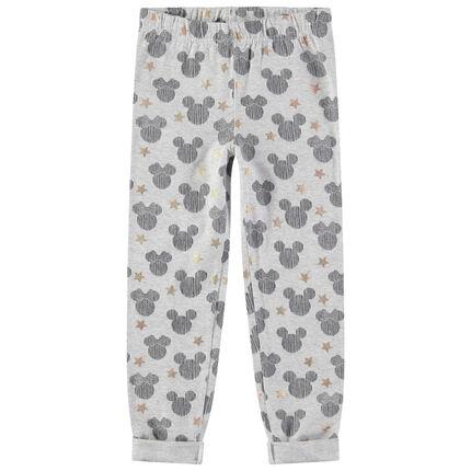 Legging imprimé Mickey & Minnie Disney all-over