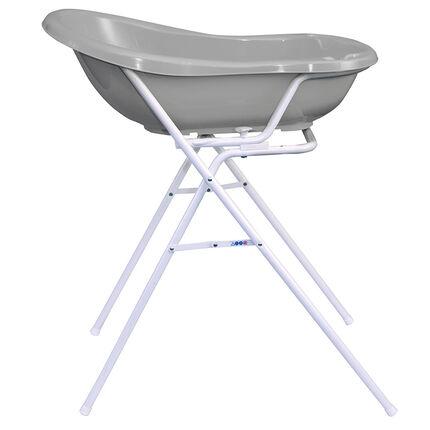 support en m tal pour baignoire b b blanc orchestra fr. Black Bedroom Furniture Sets. Home Design Ideas