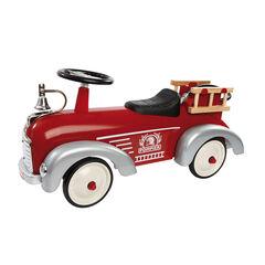 Porteur auto Speedster pompier