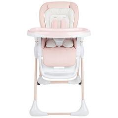 Chaise haute réglable Jude 0+ - Rose , Prémaman