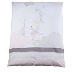 Housse de couette + taie d'oreiller 100 x 135 cm - Lilibelle