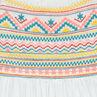 Robe longue à fines bretelles avec broderies