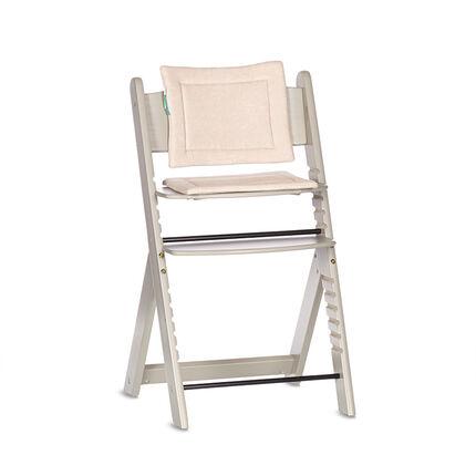 Coussin réducteur pour chaise évolutive - Gris clair