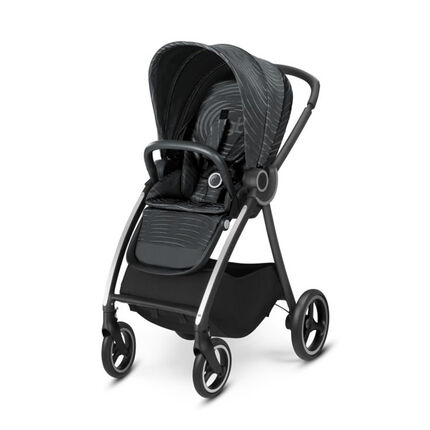 Poussette Maris 2 plus - Lux black