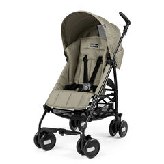 Poussette canne inclinable Pliko Mini - Beige