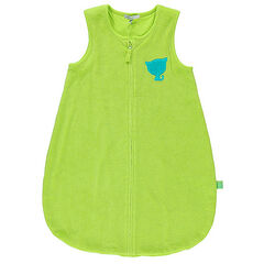 Turbulette éponge doublée jersey (de la naissance au 6 mois)