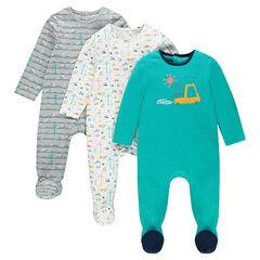 Pyjama pour bébé garçon, de 0 à 23 mois   Orchestra ca97ff75f71