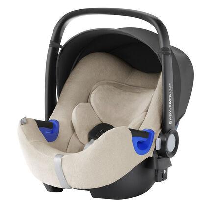Housse été pour siège auto Baby-safe Isize - Beige