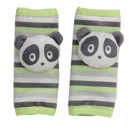 Lot de 2 protège-ceinture - Thème Panda