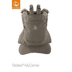 Porte-bébé dorsal MyCarrier – Marron