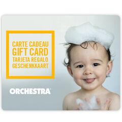 Offrez la carte cadeau Orchestra et faites plaisir à coup sûr mixte
