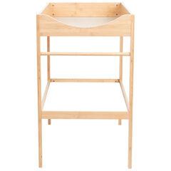 Table à langer en bambou  , Prémaman