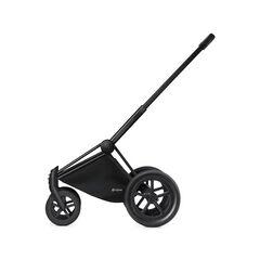 Châssis de poussette Priam avec roues Trekking - Chrome