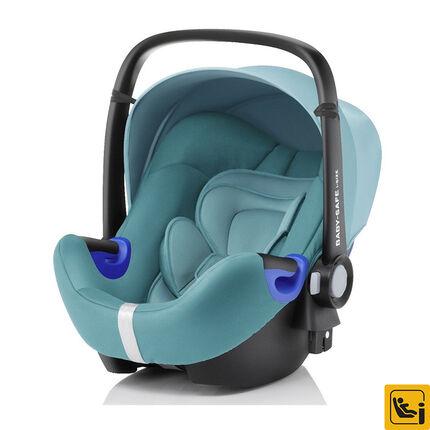 Siège-auto Baby-Safe i-Size groupe 0+ - Lagoon Green