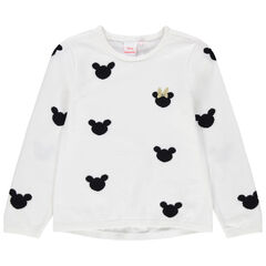 Pull en tricot Minnie all-over Disney