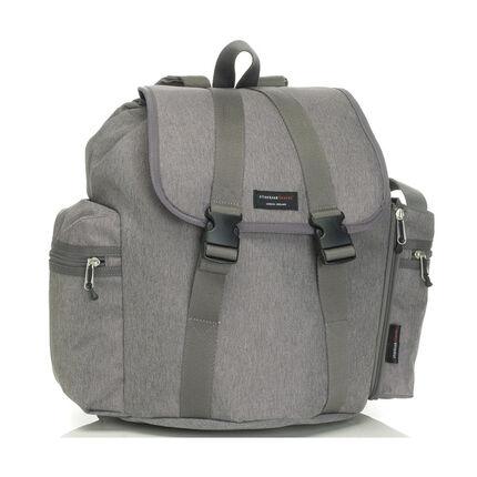 Sac à langer Backpack - gris