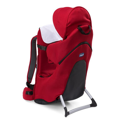 Porte-bébé dorsal Finder - Red